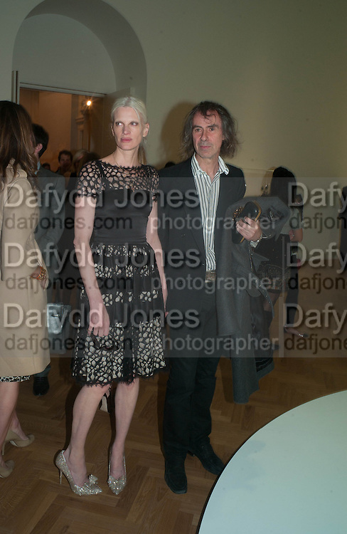 KRISTEN MCMENAMY; IVOR BRAKA , Calder After The War. Pace London. Burlington Gdns. London. 18 April 2013.