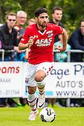 UITGEEST - 09-07-2016, AZ - FC Volendam, Complex FC Uitgeest, 8-1, AZ speler Alireza Jahanbakhsh