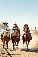 Crow Fair, Indian rodeo, barrel racers, Crow Indian Reservation, Montana, Shilo McCormick, Arena Plenty, Kaneeta Wuttunee, Crow