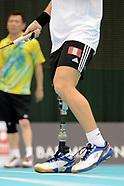 Para-Badminton - England 2014