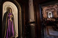 Giovedì Santo: visita dei Sepolcri a Palermo