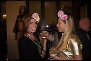 KATHERINE TAYLOR; JENNIFER LOVE, Myla 15th Anniversary party!   The House of Myla,  8-9 Stratton Street, London