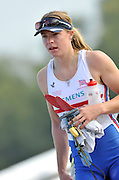 Caversham. United Kingdom; Anna WATKINS [BEBINGTON] early morning training session before the GBR Rowing, 2010 World Championship Team Announcement at the GB rowing Training Base. Nr Reading Berks on Tuesday,  21/09/2010[Mandatory Credit Peter Spurrier/ Intersport Images],