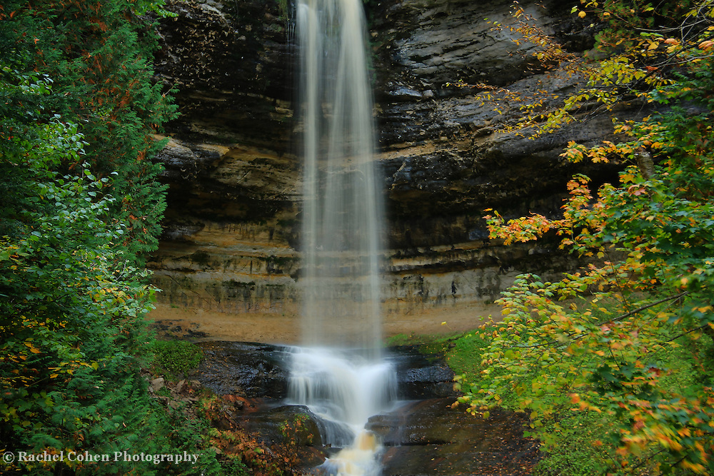 &quot;Falls at Munising&quot;<br />