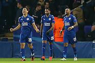 Leicester City v Club Brugge 221116