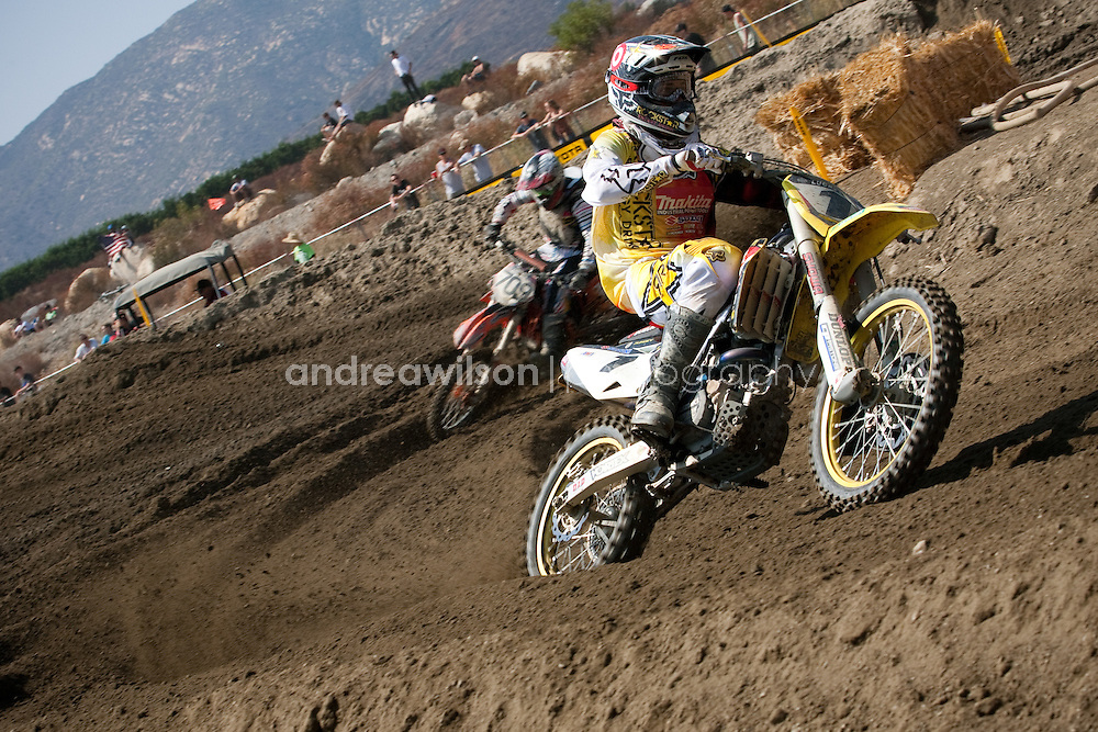 Pala Raceway - Lucas Oil AMA Pro Motocross - Outdoor National - Pala CA - Septmeber 10, 2011.:: Contact me for download access if you do not have a subscription with andrea wilson photography. ::  ..:: For anything other than editorial usage, releases are the responsibility of the end user and documentation will be required prior to file delivery ::..