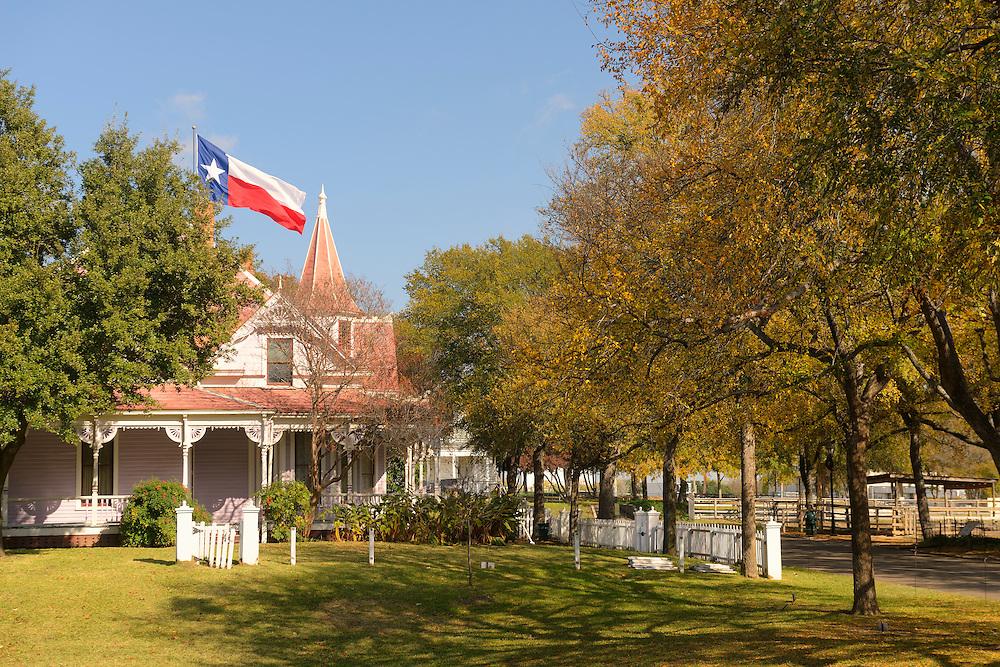 Dallas Heritage Village,Dallas, Texas,USA