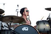 Cavo performing at Carolina Rebellion at Metrolina Expo in Charlotte, NC on May 7, 2011