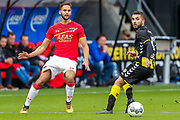 ALKMAAR - 22-10-2017, AZ - FC Utrecht, AZ speler Pantelis Hatzidiakos