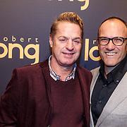 NLD/Gouda/20151207 - Premiere Robert Long, Tony Neef en partner Benny Mizrahi