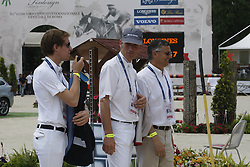 Beerbaum Ludger (GER), Becker Otto (GER)<br /> FEI NAtions Cup of Rome 2012<br /> © Hippo Foto - Beatrice Scudo