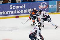 Ishockey Frederikshavn White Hawks -<br /> Gentofte Stars Metal Ligaen 2015 i Frederikshavn<br /> <br /> Photo: Morten Olsen<br /> www.MortenO.com