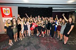 Ashton Gate Stadium Hosts the Bristol City Women End of Season Awards Evening - Rogan Thomson/JMP - 12/11/2016 - FOOTBALL - Ashton Gate Stadium - Bristol, England.