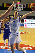 Taranto 04-06-2011<br /> Qualifying Tournament Eurobasket Women 2011<br /> Italia-Serbia<br /> Nella foto Chiara Consolini<br /> Foto di Ciamillo-Castoria