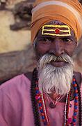 """Sadhu or """"Holy Man"""""""