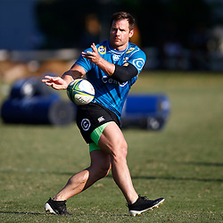 DURBAN, SOUTH AFRICA - MAY 21: Craig Burden of the Cell C Sharks during the Cell C Sharks training session at Jonsson Kings Park on May 21, 2019 in Durban, South Africa. (Photo by Steve Haag/Gallo Images)