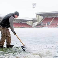 Dunfermline v Dundee United, Scottish Championship, 16 March 2019