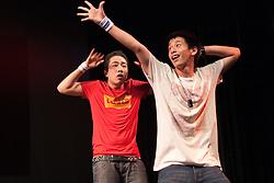 DANCE 4 LIFE (Rutgers WPF) Hip Hop Contest at the Youth Theater, Hanoi, May 8th 2011. Jury : Viet Thanh ( Big Toe ), Mr Beat Box, Mr Eamonn Murphy (UNAIDS ), Ms Nguyen Thi Hien. Photos © Sébastien Löffler / NOI Pictures 2011.