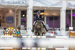 VAN DER STRATEN Cindy (BEL), Catalina<br /> Doha - CHI Al SHAQAB 2020<br /> Int. jumping competition with jump-off (1.55/1.60 m) - CSI5* <br /> 28. Februar 2020<br /> © www.sportfotos-lafrentz.de/Stefan Lafrentz