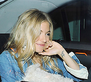08.JUNE.2011. LONDON<br /> <br /> SIENNA MILLER LEAVING THE ST. JOHNS HOTEL, LEICESTER SQUARE AT 1.00AM 10 MINUTES BEFORE BOYFRIEND TOM STURRIDGE AFTER HAVING DINNER WITH KRISTEN STEWART, BEFORE HEADING TO THE GROUCHO CLUB IN SOHO WHERE THEY STAYED TILL 3.00AM BEFORE LEAVING TOGETHER.<br /> <br /> BYLINE: EDBIMAGEARCHIVE.COM<br /> <br /> *THIS IMAGE IS STRICTLY FOR UK NEWSPAPERS AND MAGAZINES ONLY*<br /> *FOR WORLD WIDE SALES AND WEB USE PLEASE CONTACT EDBIMAGEARCHIVE - 0208 954 5968*