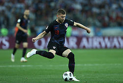 June 21, 2018 - Nizhny Novgorod, Russia - Group D Argentina v Croazia - FIFA World Cup Russia 2018.Ante Rebic (Croatia) at Nizhny Novgorod Stadium, Russia on June 21, 2018. (Credit Image: © Matteo Ciambelli/NurPhoto via ZUMA Press)