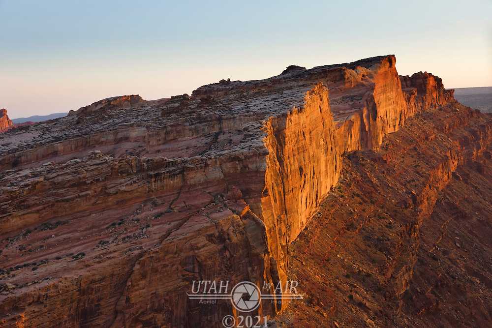 Rock Formations in the San Rafael Swell