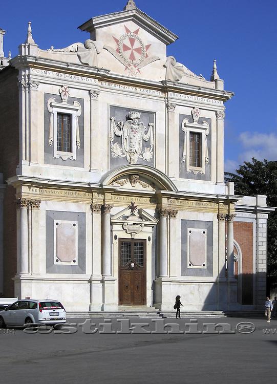 Santo Stefano dei Cavalieri's Church.