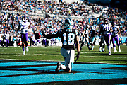 December 10, 2017: Minnesota vs Carolina. Damiere Byrd