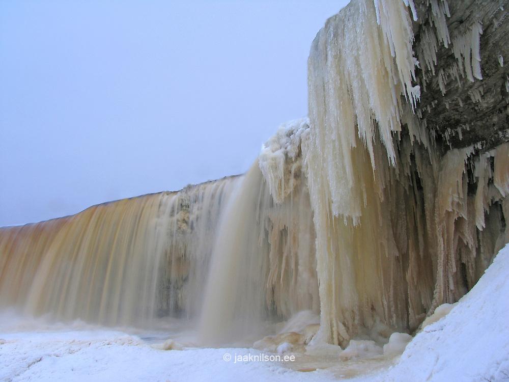 Jägala Waterfall, Estonia, Europe
