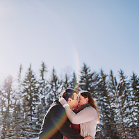 Felicity & Kyle Fave Esession