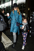 01.MARCH.2013. PARIS<br /> <br /> JESSICA ALBA AND HER DAUGHTER HONOR ARE SEEN ARRIVING AT ROISSY-CHARLES DE GAULLE AIRPORT IN ROISSY NEAR PARIS.<br /> <br /> BYLINE: EDBIMAGEARCHIVE.CO.UK<br /> <br /> *THIS IMAGE IS STRICTLY FOR UK NEWSPAPERS AND MAGAZINES ONLY*<br /> *FOR WORLD WIDE SALES AND WEB USE PLEASE CONTACT EDBIMAGEARCHIVE - 0208 954 5968*