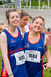Sheffield Half Marathon and Fun Run Sunday Morning...12 May 2013.Image © Paul David Drabble