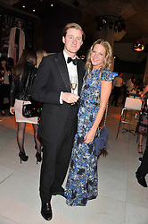 TOM & ALICE NAYLOR-LEYLAND at the Vogue Festival Party 2013 in association with Vertu held at the Queen Elizabeth Hall, Southbank Centre, London SE1 on 27th April 2013.