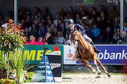 Harrie Smolders - Emerald N.O.P.<br /> Longines Grand Prix Port of Rotterdam<br /> CHIO Rotterdam 2016<br /> © DigiShots