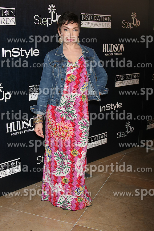 Naomi Grossman at the Step Up Women's Network 12th Annual Inspiration Awards, Beverly Hilton Hotel, Beverly Hills, CA 06-05-15. EXPA Pictures &copy; 2015, PhotoCredit: EXPA/ Photoshot/ Martin Sloan<br /> <br /> *****ATTENTION - for AUT, SLO, CRO, SRB, BIH, MAZ only*****