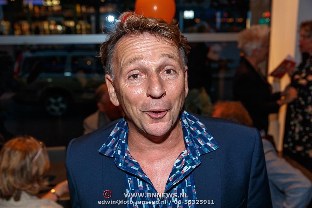 NLD/Amstelveen/20180924 - Toneelstuk Kunst & Kitsch premiere, Dick Cohen