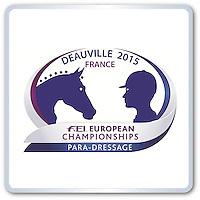 FEI European Para Dressage Championships Assets
