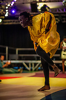 Funmi Adewole opens the Southbank Centre's Africa Utopia with A Brief Look at Dance in Africa