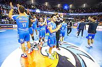 Nemanja Ilic / groupe Toulouse  - 04.03.2015 - Toulouse  / PSG - 17eme journee de Division 1<br />Photo : Manuel Blondeau / Icon Sport