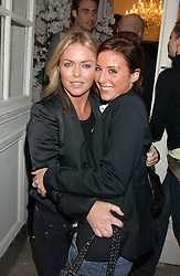 Actress PATSY KENSIT and her daughter in law YASMINat a party to celebrate the Stella McCartney's unique collaboration with fashion store H&M at St.Olavs, Tooley Street, London SE1 on 25th October 2005.<br /><br />NON EXCLUSIVE - WORLD RIGHTS