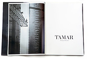 """Tamar: The Art of Construction"", documenting the development of the Hong Kong SAR government headquarters. Published 2012."