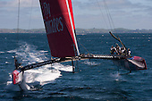 Emirates Team New Zealand AC34 campaign