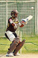 Karbonn Smart CLT20 - Hyderabad Sunrisers Practice 14th Sept