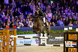 Clemens Pieter, BEL, Caldero<br /> Jumping Amsterdam 2019<br /> © Hippo Foto - Dirk Caremans<br /> 27/01/2019