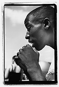 Profile of a Boxer, Catford, UK,2010