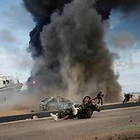 Libya - War against Ghaddafi