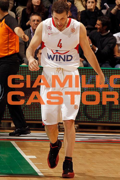 DESCRIZIONE : Siena Eurolega 2010-11 Playoffs Gara 3 Montepaschi Siena Olympiacos<br /> GIOCATORE : Theodoros Papaloukas<br /> SQUADRA : Olympiacos<br /> EVENTO : Eurolega 2010-2011<br /> GARA : Montepaschi Siena Olympiacos<br /> DATA : 29/03/2011<br /> CATEGORIA : ritratto<br /> SPORT : Pallacanestro <br /> AUTORE : Agenzia Ciamillo-Castoria/P.Lazzeroni<br /> Galleria : Eurolega 2010-2011<br /> Fotonotizia : Siena Eurolega 2010-11 Playoffs Gara 3 Montepaschi Siena Olympiacos<br /> Predefinita :