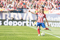 02.04.2016, Estadio San Mames, Bilbao, ESP, Primera Division, Athletic Club vs Real Betis, 31. Runde, im Bild Atletico de Madrid's Filipe Luis // during the Spanish Primera Division 31th round match between Athletic Club and Real Betis at the Estadio San Mames in Bilbao, Spain on 2016/04/02. EXPA Pictures © 2016, PhotoCredit: EXPA/ Alterphotos/ Borja B.Hojas<br /> <br /> *****ATTENTION - OUT of ESP, SUI*****