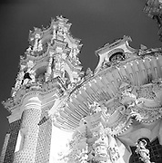 Church of the Virgin of Ocotlan, Tlaxcala, Tlaxcala, 17th to 18th Century<br /> Mexico – Tlaxcala – Santuario de la Virgen de Ocotlan.