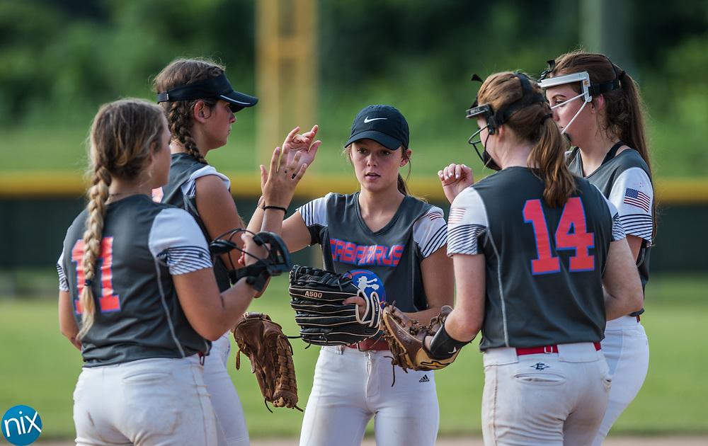 Lady Legion Softball | James Nix Multimedia | Charlotte NC
